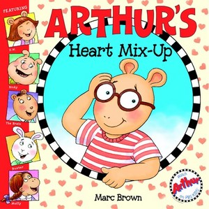 Arthur's moyo Mix-Up