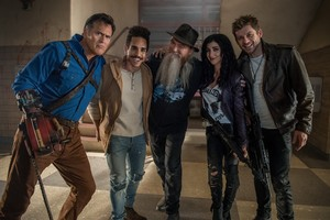 "Ash Vs Evil Dead ""Family"" (3x01) promotional picture"