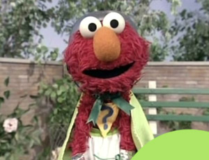 Asking Elmo (Sesame Street)