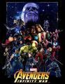 Avengers: Infinity War Key Art - the-avengers photo