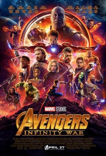 The Avengers wallpaper called Avengers: Infinity War Poster