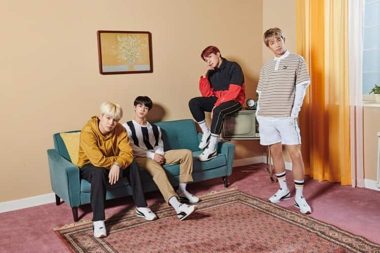 Kpop Images Bts For Puma Turin Hd Wallpaper And Background Photos