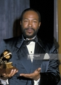 Backstage At The 1983 Grammy Awards - marvin-gaye photo