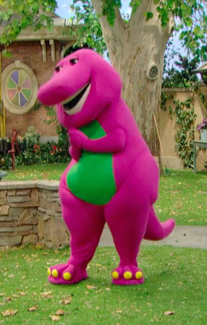Barney (Barney and Friends)
