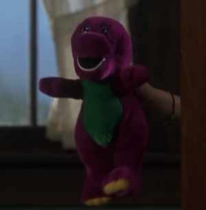 Barney Doll (Barney's Great Adventure)
