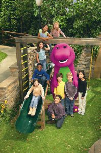 Barney and Friends: Season Nine Cast