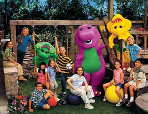 Barney and Friends: Season Seven Cast