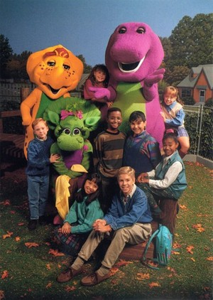Barney and Friends: Season Two Cast