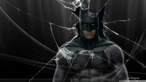 Batman Broke It wallpaper
