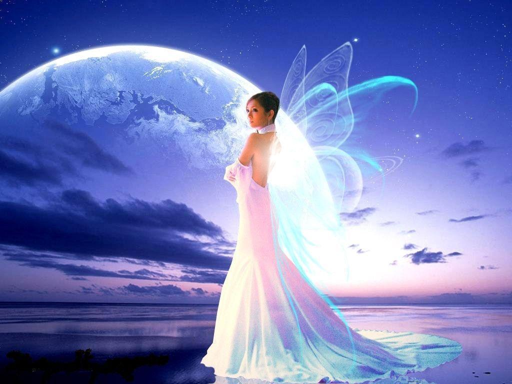 Peri Wallpaper Entitled Beautiful Fairy