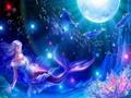 Beautiful Mermaid - mermaids wallpaper