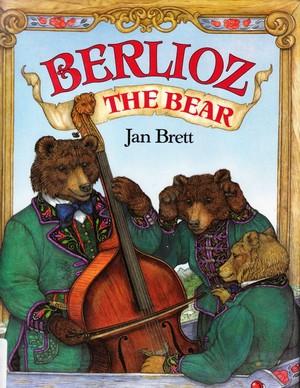 Berlioz the oso, oso de
