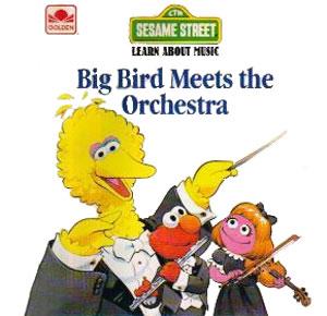 Big Bird Meets the Orchestra (1993)