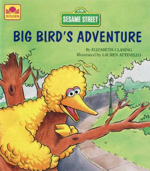 Big Bird's Adventure (1992)