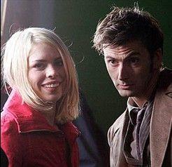 Billie and David
