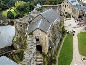 Bouillon castello