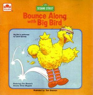 Bounce Along with Big Bird (1992)