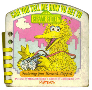 Can u Tell Me How to Get to Sesame Street? (1975)