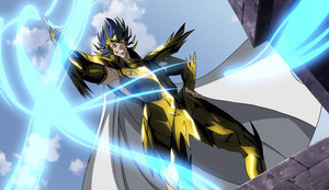 Cancer Manigoldo (Saint Seiya: The Nawawala Canvas)