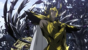 Cancer Manigoldo (Saint Seiya: The lost Canvas)
