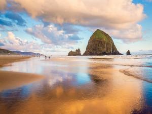 대포 Beach, Oregon