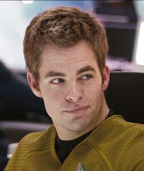 Captain Kirk (Alternate Reality)
