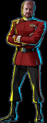 Captain Morgan Bateson