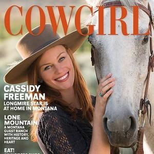 Cassidy Freeman - Cowgirl Magazine