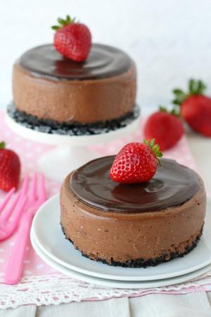 浓情巧克力 甜点