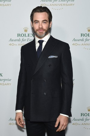Chris @ 2016 Rolex Awards for Enterprise