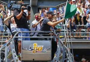 Chris @ Indianapolis 500 (May '16)