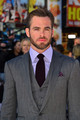 Chris Pine Star Trek Darkness Premieres London EEKAeFY1D2Al - hottest-actors photo