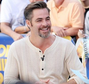 Chris on Good Morning America (July '16)
