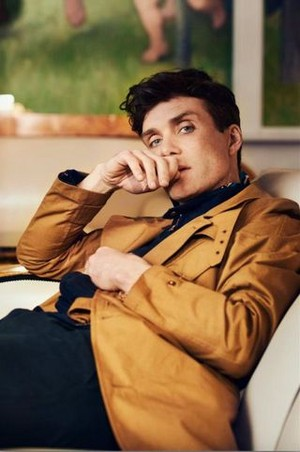 Cillian Murphy in Esquire
