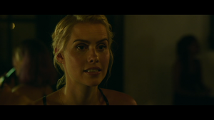 Claire Holt in 47 Meters Down