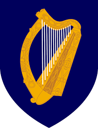 mantel Of Arms Of The Republic Of Ireland