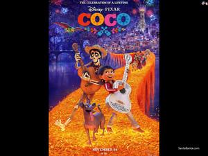Coco 2017,Wallaper