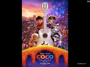 Coco 2017 ,Wallpaper