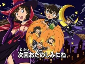 Conan s Хэллоуин detective conan 26423631