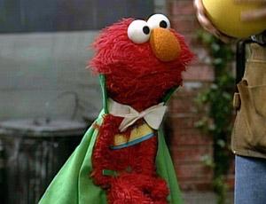 Count Elmo (Sesame Street)