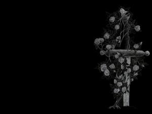 Dark gótico wallpaper
