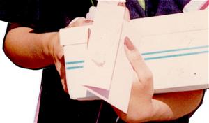 Debbie's Hands