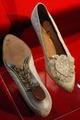 Diana's Wedding Shoes - princess-diana photo