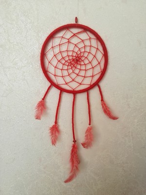 Dreamcatchers made by me.