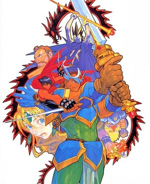 Dungeons & Naga Shadow Over Mystara