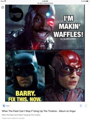 Eddie Murphy as Cyborg