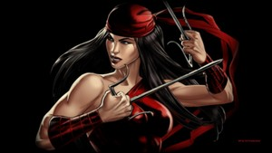 Elektra 8 壁纸