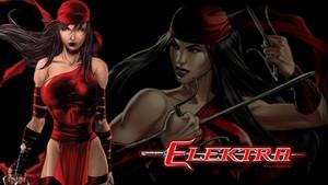 Elektra   Electric. 7a wallpaper