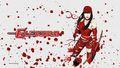 Elektra vs Daredevil wallpaper