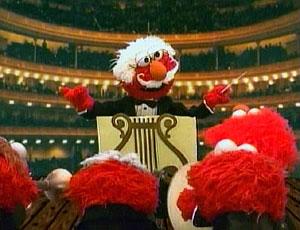 Elmo Conducting the Orchestra (Elmo's World)